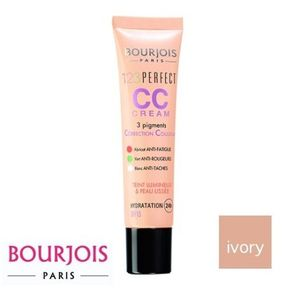Bourjois ブルジョワ 1.2.3 PERFECT CC CREAM/NO.31 Ivory×1個