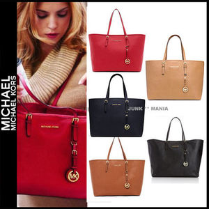 【MICHAEL KORS】JET SET MED TRAVEL TOTE