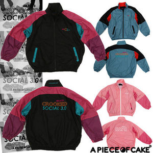 [A PIECE OF CAKE]★韓国人気 ACS3.0 Warm-up Jacket