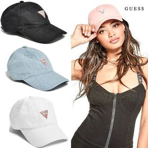 【Guess】新作/送料込み★ベースボールキャップTRIANGLE