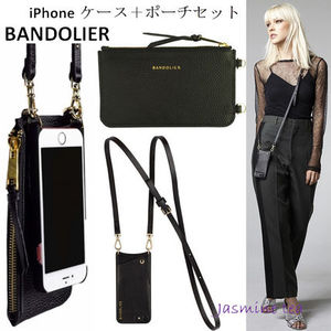 ★ケース+ポーチセット♪★Bandolier Emma iPhone6/7(Plus) ★