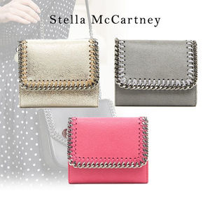 Stella McCartney <送関込> 'FALABELLA' WALLET/3色★