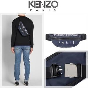 NEW KENZO  PARIS CROSS BODY バッグ