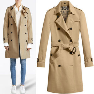 18SS BB027 KENSINGTON TRENCH COAT LONG