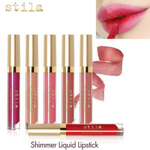 光沢リップ♪ stila■Stay All Day Shimmer Liquid Lipstick 6色