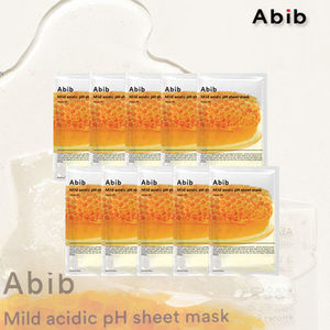 [ABIB] MILD ACIDIC pH SHEET MASK HONEY FIT 10枚 ★Hit!★