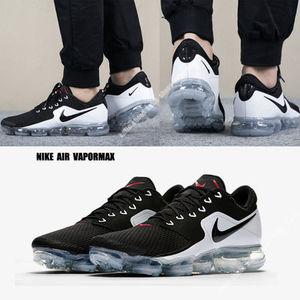 NIKE★AIR VAPORMAX★バイカラー★BLACK/METALLIC SILVER/WHITE