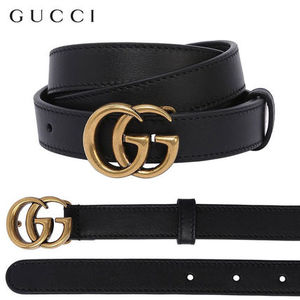 【正規品保証】GUCCI★18秋冬★20MM GG MARMONT LEATHER BELT