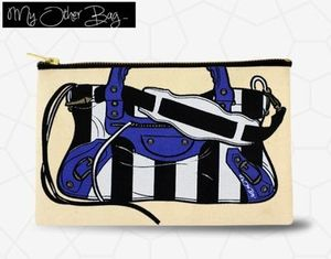 ★My Other Bag★バックとお揃いで! CARRIE / CABANA