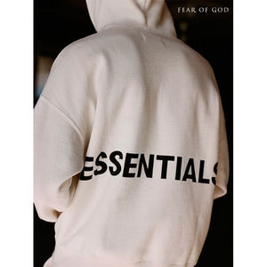 Fear of God - FOG Essentials Graphic Pullover Hoodie