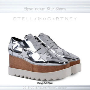 15-16AW★Elyse Indium Star シューズ★Stella McCartney