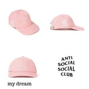 即発★ANTI SOCIAL SOCIAL CLUB ★WEIRD CAP