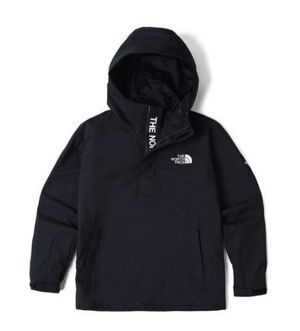 日本未入荷★THE NORTH FACE★DALTON ANORAK BLACK