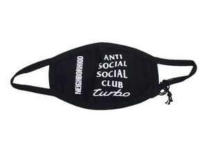 NEIGHBORHOOD ANTI SOCIAL SOCIAL CLUB TURBO/C-MASK マスク