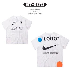 入手困難!Nikelab x OFF-WHITE Mercurial NRG X Tee White