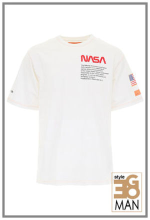 HERON PRESTON NASA Tシャツ