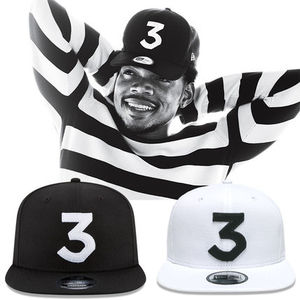 Chance the rapper  Chance 3 New Era Cap