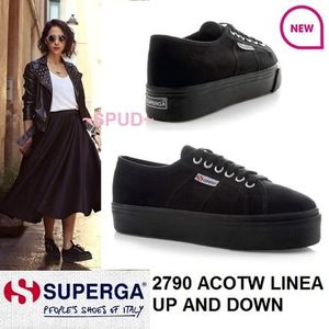 新作即発送!数量限定 SUPERGA 2790 ACOTW LINEA UP AND DOWN