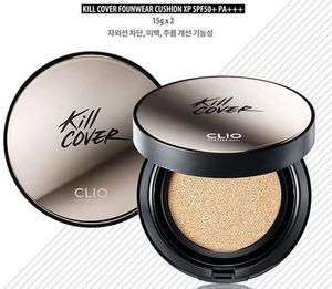 CLIO KILL COVER FOUNWEAR CUSHION XP 本体+リフィル