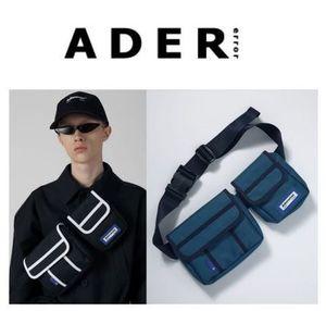 (ADERERROR) Twin fanny pack (全2色・追跡あり安心発送)