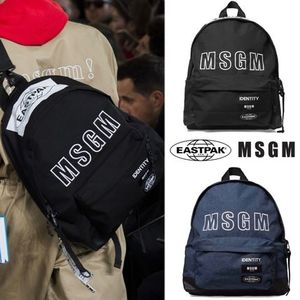 コラボ★Eastpak x MSGM Padded XL Backpack★バックパック