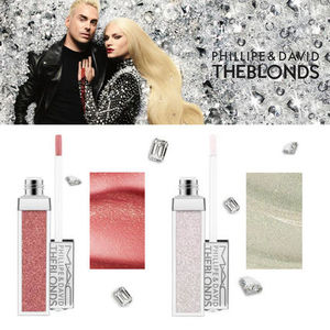 MAC♢Phillpe&David♢THEBLONDS♢ダズルグラス