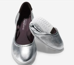 <SALE>COLE HAAN StudioGrand Packable Ballet Flat