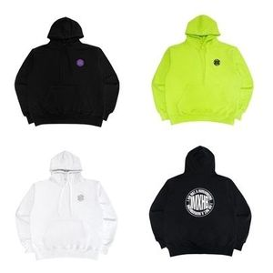 日本未入荷I AM NOT A HUMAN BEINGのIMXHB CIRCLE LOGO HOODIE