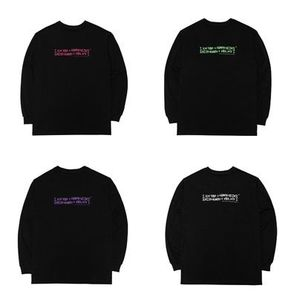 I AM NOT A HUMAN BEINGのAUTOGRAPH LOGO LONG SLEEVE T SHIRTS