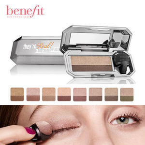 Benefit★デュオアイシャドウ/They're real! Duo eyeshadow