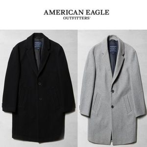 [American Eagle Outfitters] [Men] Single button wool coat