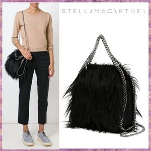 国内発送/StellaMcCartney☆FALABELLA Fur Tote☆関税送料込