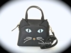 【kate spade】激カワ♡即発!Cats Meow small Maise☆