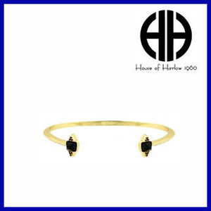 ★HOUSE OF HARLOW 1960★Sugarloaf Cuff Black or White カフ
