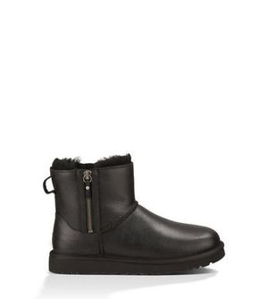 Limited Edition 期間限定 UGG WOMEN'S CLASSIC MINI DOUBLE ZIP