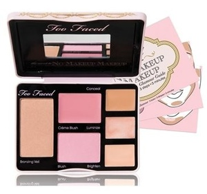 Too Faced☆No Makeup Makeup パレット