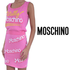 ★CAPSULE EDITION★ MOSCHINO KNIT TANK TOP