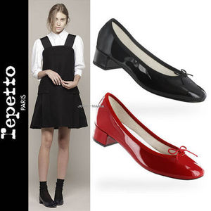 ■SALE★即日発送【REPETTO】パテント/CAMILLE VERNIS