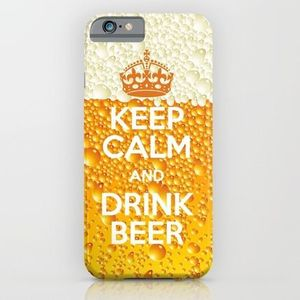 Society6★ケース★Beer by Text Guy
