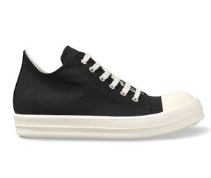 【関税負担】 RICK OWENS DRKSHDW LOW-TOP SNEAKERS