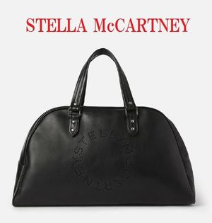 VIP SALE【STELLA McCARTNEY】Stella ロゴトラベルバッグ