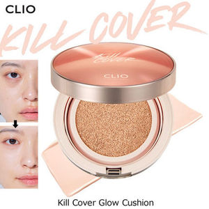 光彩水分肌&完璧カバー♪CLIO■Kill Cover Glow Cushion