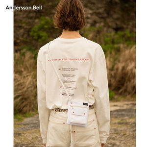 ANDERSSON BELL正規品★シーズンアーチブロンT★UNISEX