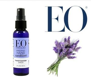[関税・送料込]EO☆Hand Sanitizer Spray  Lavender