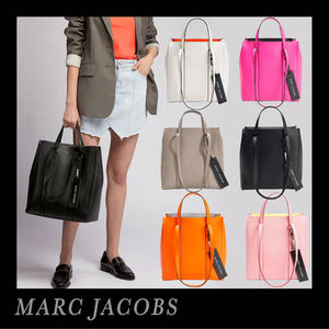 MARC JACOBS☆The Tag Tote 27 A4サイズOK ザタグトート