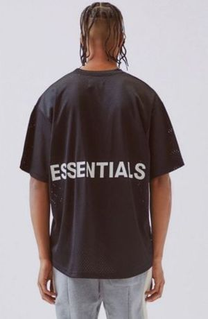 日本未発売 各色 FEAR OF GOD FOG ESSENTIALS Mesh T-Shirt