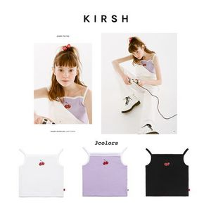 〜KIRSH〜 --CHERRY SLEEVELESS IH 3色 [PURPLE,WHITE,BLACK]--