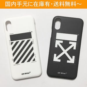 OFF-WHITE ARROW iPhone case