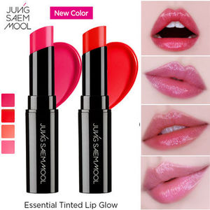 高保湿&はつらつ唇♪JUNGSAEMMOOL■Essential Tinted Lip Glow