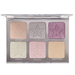 Jeffree Star【 PLATINUM ICE 】skin frostハイライターパレット